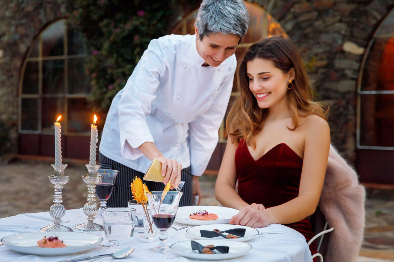 Servicios Lunique, Luxury Magic Moments: Tu mejor chef a domicilio