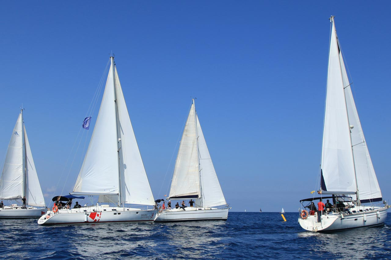 Sailing Regata Teambuilding